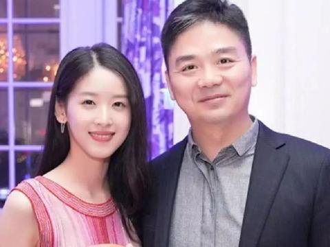 刘强东章泽天离婚传言不会成真了,两人共度情人节,感情依旧甜蜜