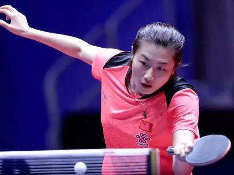 女乒大满贯中她最被轻视,却在三个奥运周期三夺世乒赛和世界杯