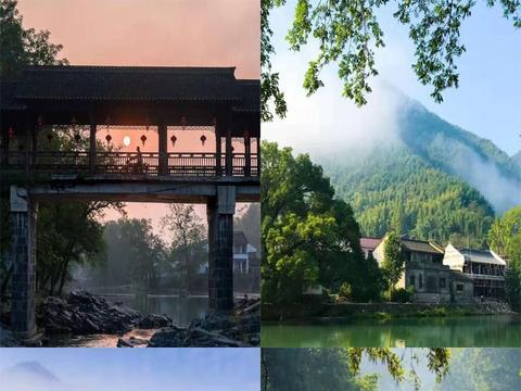 宁波旅游必打卡的3个古村落,露营野餐,景色优美