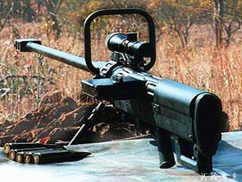 """印度""""毁灭者""""反器材步枪,超大口径让人窒息"""