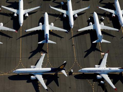 据报道,波音在737 MAX客机油箱中发现碎片