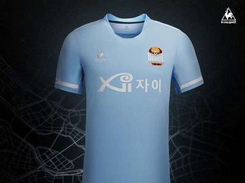 首尔FC发布2020赛季主场球衣