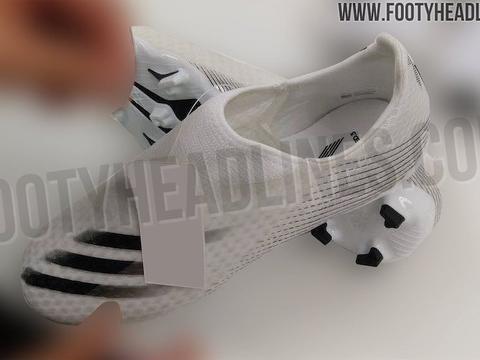 adidas X Ghosted足球鞋实物曝光