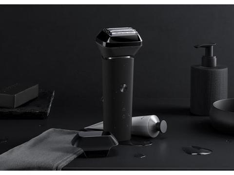 高端五刀搭配磁悬浮马达,米家电动剃须刀往复五刀头发布