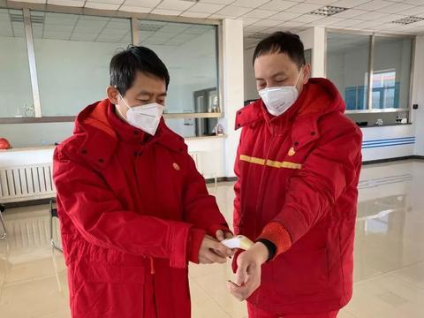 中国石油沈阳近海昆仑公司多措并举抗疫情保安全