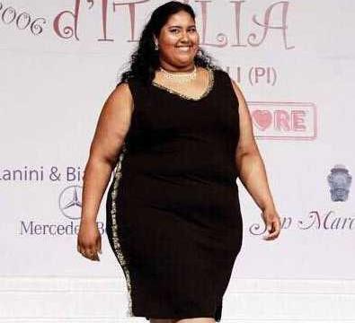 全球唯一一个以胖为美的国家,在这里越胖的女人越受欢迎!