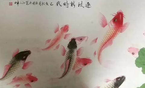 「艺术中国」——胡绍明绘画作品欣赏