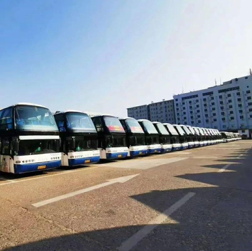 扩散!赣州市客运站恢复县际班车运营