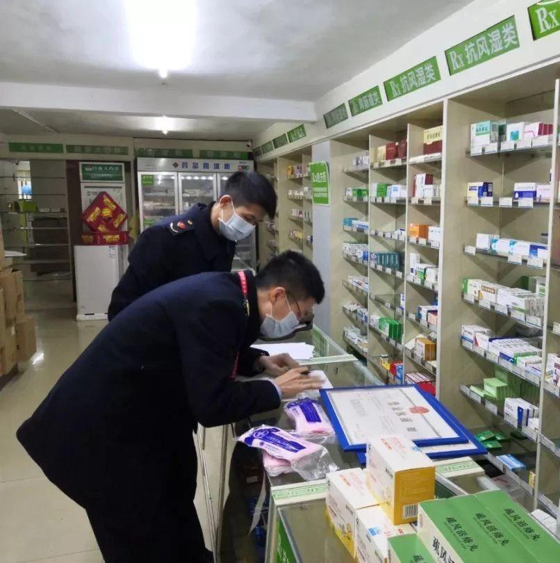 涉嫌销售假冒口罩 赣州一药店被曝光