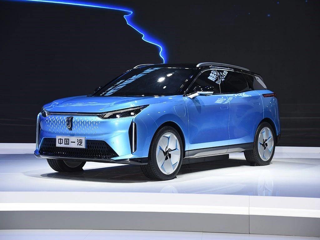 加码新能源  奔腾全新纯电SUV能否为品牌添动力?