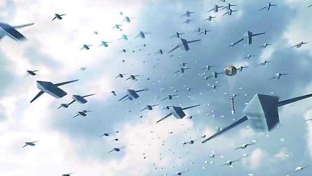 重大突破!运五B改装无人机试飞成功,歼-6能否有这个待遇