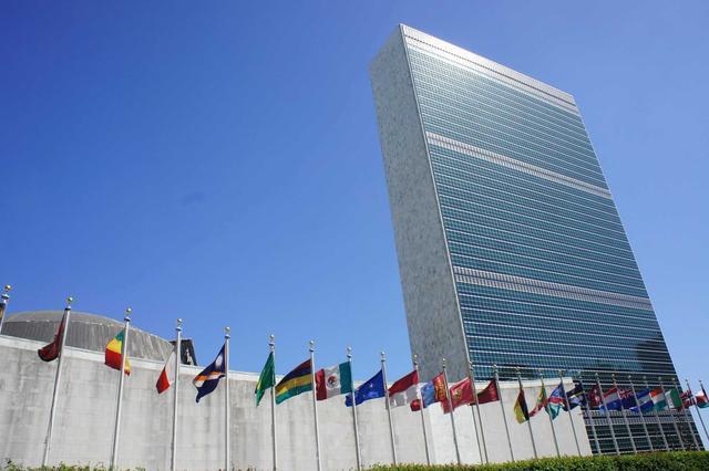 """美再使出""""常规武器"""",俄代表被拒门外,联合国会议被迫推迟10天"""