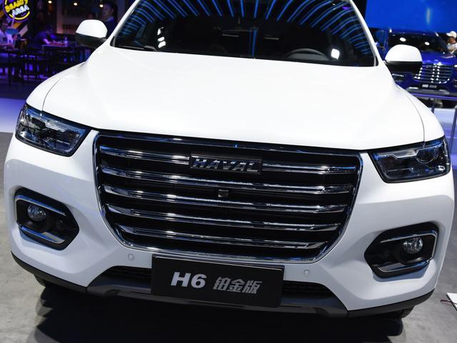 全新哈弗H6铂金版 十万元买这辆SUV回家,你将拥有一辆很棒的车