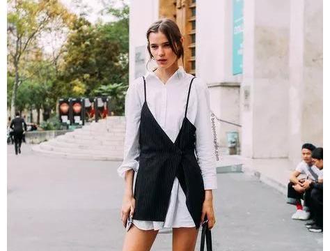 通勤穿搭必杀单品:经典白衬衫,时尚界永不过时的潮流