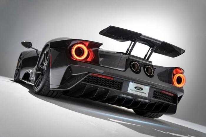 福特2020款GT,现实版《极速车王》媲美法拉利的美系超跑