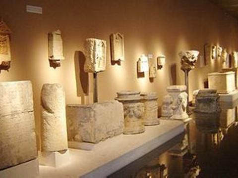 安塔利亚博物馆很神秘,里面有一个重要藏品,竟是圣诞老人的遗骨