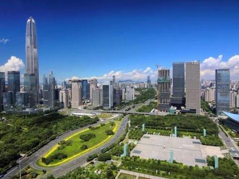 一个最不像广东城市的城市,当地人都是说普通话,让人感觉很亲切