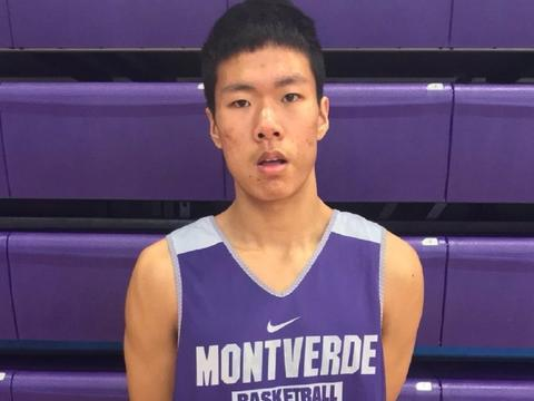 中国篮球希望之星!17岁小将收ncaa大学邀请,姚明改革见成效