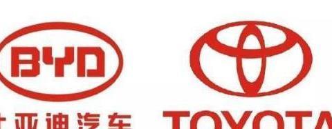 """丰田和比亚迪正式""""合体"""",新车将用丰田车标,特斯拉压力大"""