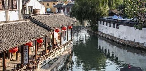 """国内旅游:苏州""""锦溪古镇""""——中国民间博物馆之乡"""