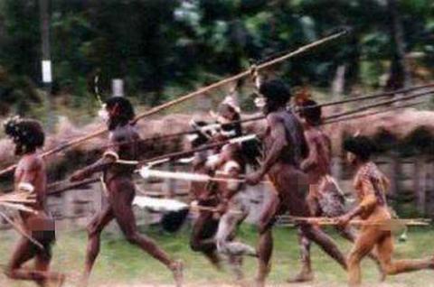 黑人身体素质非常好,为啥打仗能力很弱?原因其实很简单