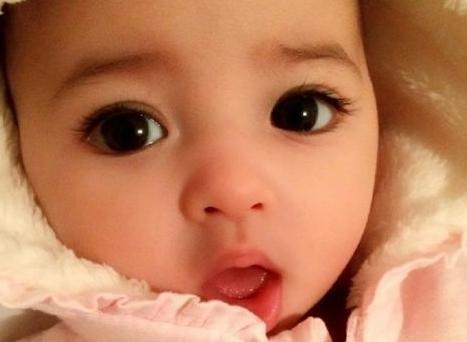 想生个大眼睛宝宝?孕期多吃四样食物,胎儿易变成大眼睛长睫毛