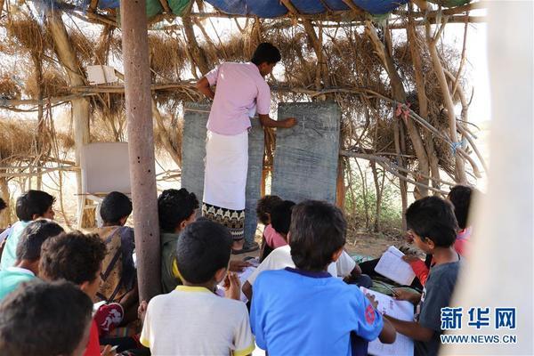 也门:战争阴影下的求学儿童