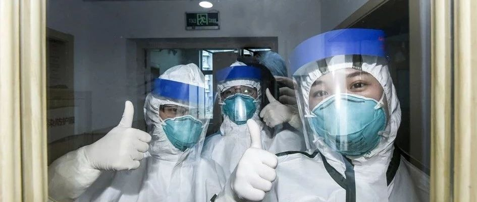 """楼颖:我与医护人员一起战""""疫""""的日子"""