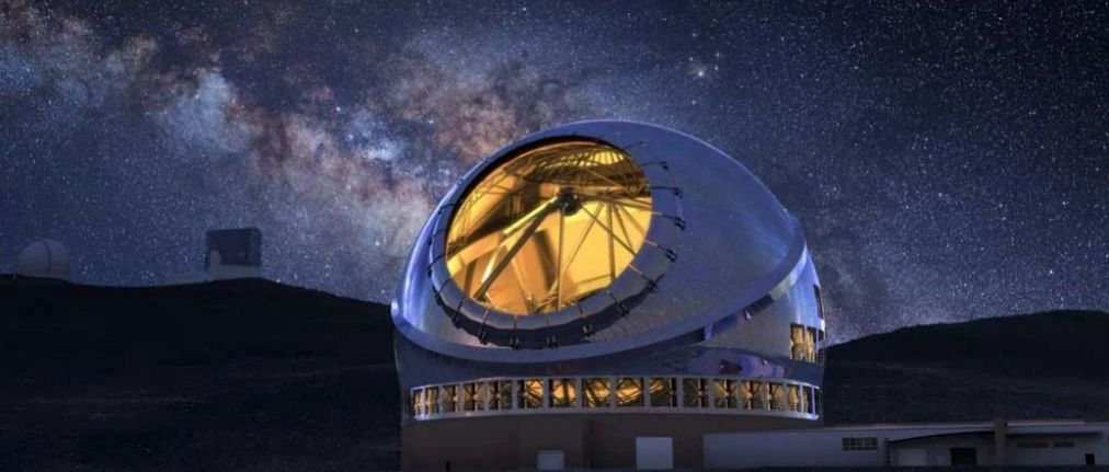 望远镜也有金钟罩?