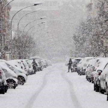 明日大雪!哈市交警发布出行预警