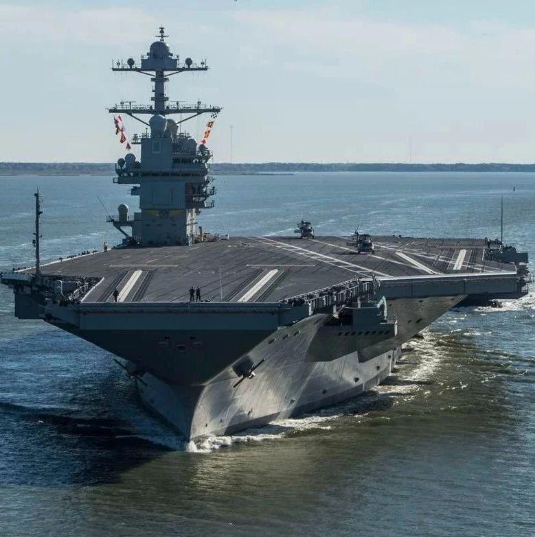 美军笼络人心有一套:航母取名总统将军排不上,却以黑人厨师命名?