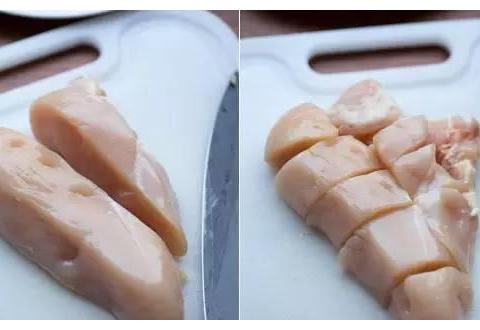 芝士培根鸡肉卷,好吃到炸裂