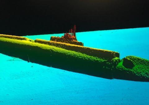美军潜艇神秘消失75年,在东海水下435米被发现,美:禁止打捞