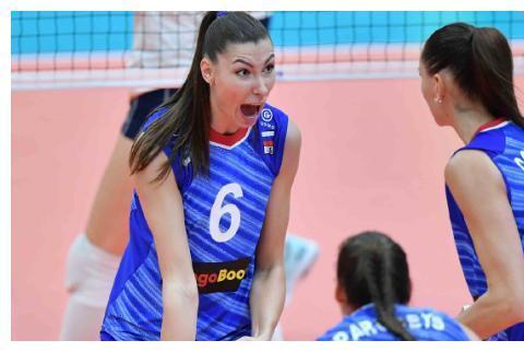 强!帕鲁贝茨欧冠得分榜排名榜首,俄罗斯女排有了新的实力增长点
