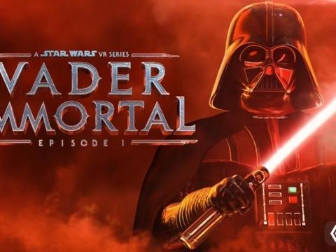 《星球大战:Vader Immortal》孵化记