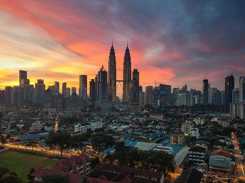 马来西亚游,身在吉隆坡,却发现街上充斥着中国元素