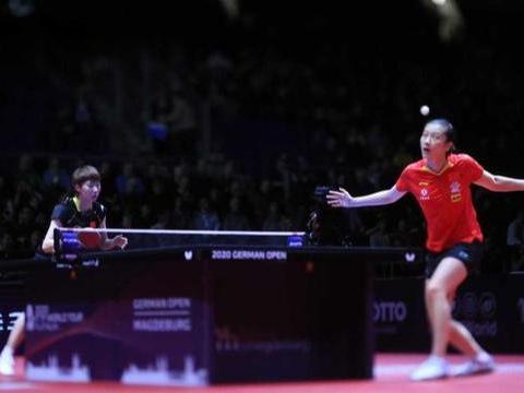 女乒奥运冠军排行榜!竞争激烈,刘诗雯今年或从末位升至第一