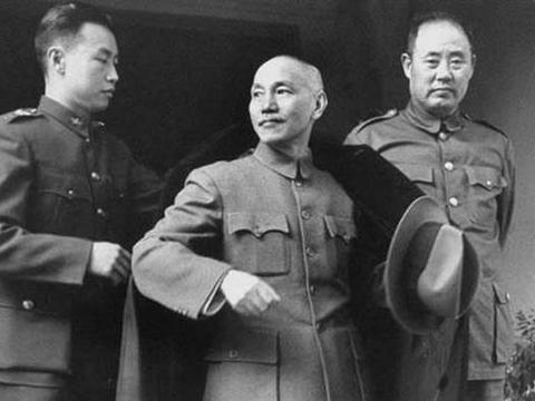蒋介石保镖部队,战斗力装备亚洲第一,让土肥原贤二都怕!