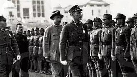 蒋介石的十二大门徒都有谁?第一头疼第二闹心第六优秀