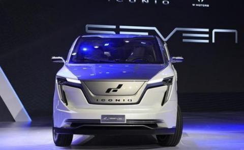 这款保姆车比埃尔法还高端,纯电动设计,高端mpv实力派