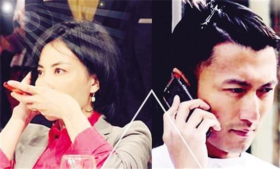 """染病隔离治疗和谢霆锋只能电话联系?经纪人辟谣""""王菲身体很好"""""""