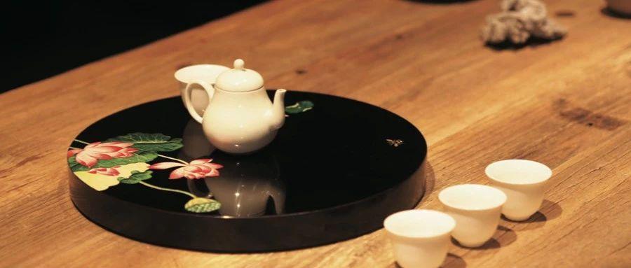 新刊 | 小小茶盏里,有一个大大的江湖