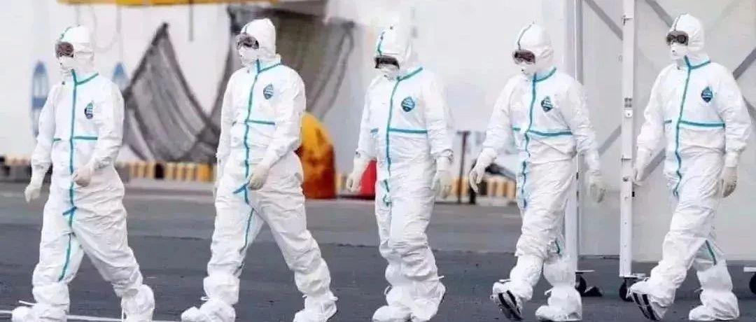 现在,全世界都在担心日本新冠疫情蔓延