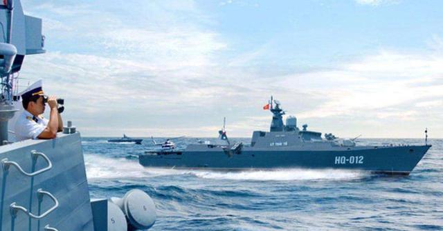 南海传来好消息,越南八大战舰发动机遭断供:俄罗斯求情都不行