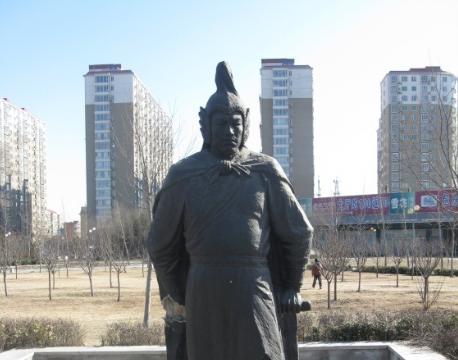 刘琨虽能召集反抗胡人的武装力量但相比于鲜卑仍嫌力量不足