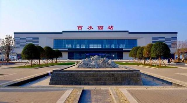 江西吉安一个县,县城位于赣江边,高铁过境,拥有桃花岛景区