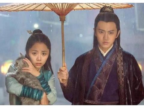 任嘉伦主演的三部古装剧,你觉得和谭松韵,杨紫,景甜谁最搭配?