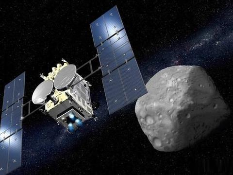 超越中美俄?日本探测器将登陆火星卫星!还要带回10克样品