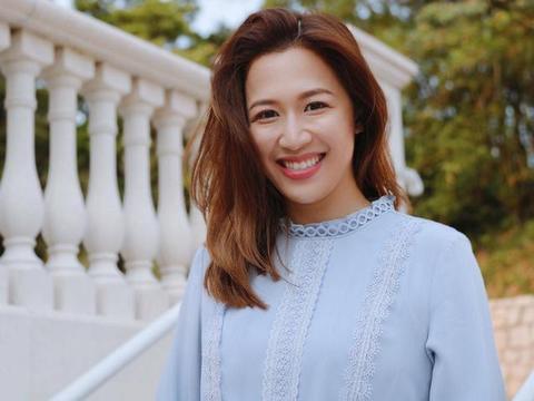 TVB女星宣布与新欢拍拖四个月 前男友袁伟豪大方送祝福