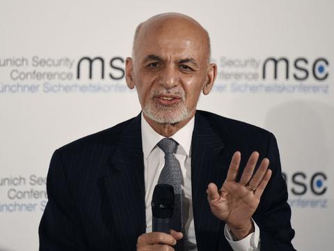 阿富汗宣布大选结果